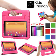 Samsung Galaxy Tab A S S2 S3 S4 S6 E 3 4 Kids Friendly Shockproof Case Cover