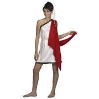 GREEK ROMAN TOGA LADY ADULT FANCY DRESS COSTUME