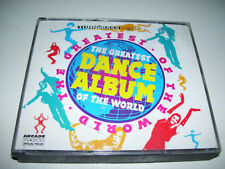 Turn up the Bass Greatest Dance Album of the World 2cd