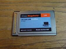 3COM MEGAHERTZ 10/100 LAN CARDBUS - 3CCFE575BT - (B03)