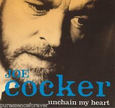JOE COCKER - Unchain My Heart (UK 4 Tk CD Single Pt 1)