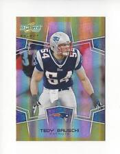 2008 Select Gold Zone #189 Tedy Bruschi Patriots 25/50