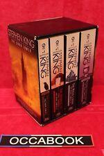 The Dark Tower Boxed Set (Books 1-4) - Stephen King - (Anglais)