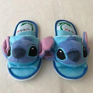 AUTHENTIC Disney Lilo & Stitch SCRUMP Slippers Shoes Sandal US size 6-10 UK 4-8