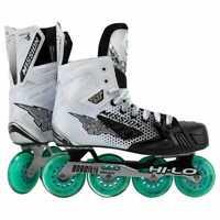 Mission INHALER FZ-5 Senior  Inline Hockey Skates Inhaler Roller Hockey