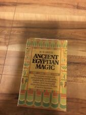 Ancient Egyptian Magic by Bob Brier (1981)