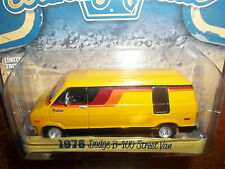 Country Roads Series 12 1/64 1976 Dodge B-100 Street Van