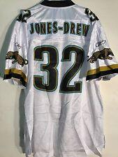Reebok NFL Jersey Jacksonville Jaguars Maurice Jones-Drew White sz M