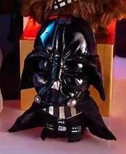 Star Wars DARTH VADER PLUSH w/ SOUND Collectible Lord Sith Stuffed Animal Figure