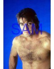 SAM J JONES #26,BARECHESTED,SHIRTLESS,hairy chest,STUDIO PHOTO,flash gordon