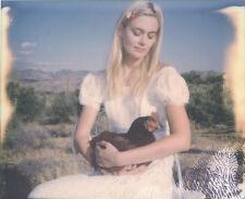 """Stefanie Schneider """"Chicken Madonna"""", 1/10, 100x125cm, digital C-Print, mounted"""