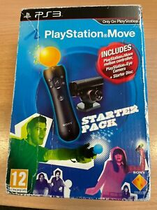 Playstation Move: Starter Pack - Boxed - Sony PlayStation 3 - PS3