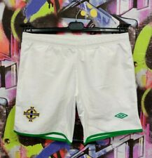 Ireland National Football Team Soccer Shorts Umbro Youth size Xl / Mens size S