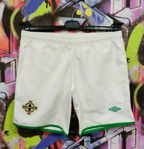 Ireland National Football Team Soccer Shorts Umbro Youth size XL / Mens size S