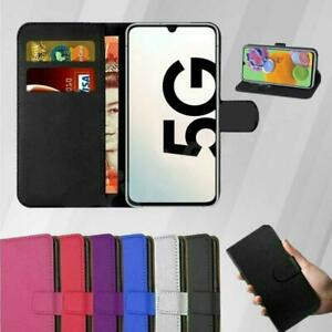 For Samsung A51 A41 A71 A21 Phone Case Leather Flip Shockproof Wallet Book Cover