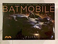MOEBIUS 1/25 BATMAN VS SUPERMAN DAWN OF JUSTICE BATMOBILE MODEL KIT # 964 F/S