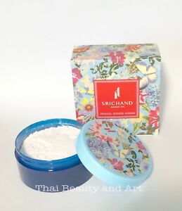 SRICHAND Original Scented Thai Powder Blemish Oil Control Radiance Face 20g.