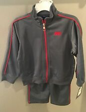 **NWT** NIKE Toddler Tracksuit Set Size 24 Months