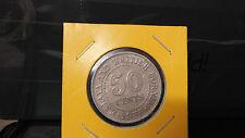 50cent--1958--queen malaya--high grade