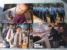DEPARTED - UNTER FEINDEN - 8 Aushangfotos - Jack Nicholson, Leonardo DiCaprio