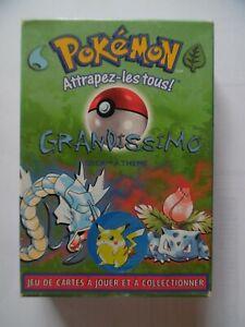 Deck Pokemon ancien 1999 : Grandissimo - base set à theme - RARE