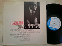 Herbie Hancock Takin ´ Off US 1962 Blue Note ST-84109 Van Gelder Vinyl LP