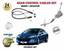 Pour Peugeot 407 1.6 1.8 2.0 HDI 2004-2008 2 X Gear Contrôle Cable 2444CJ 2444CP