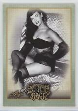2014 Leaf Page #BP53 Bettie was once given a screen test Non-Sports Card 1i3