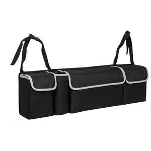 2in1 Car Trunk Multi-use OrganizerOxford Cloth  Backseat Storage Bag Accessories