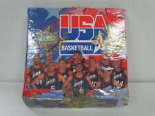 1996 Fleer USA Basketball Exclusive Sealed Hobby Box