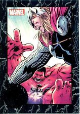 Marvel Universe 2014 Greatest Battles Thor Expansion Chase Card #99