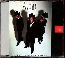 ASWAD - BEAUTY'S ONLY SKIN DEEP - CD MAXI [1640]