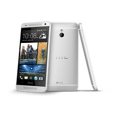4.7'' HTC One (M7) - 32GB 3G GPS WIFI - Silver (Unlocked) Android OS Smartphone
