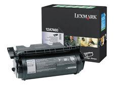 Original Lexmark Tóner 12A7460 para T630 T632 X630 X632 T634 A-Artículo