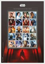 Great Britain 2017 - Star Wars: The Last Jedi ltimate Collector's Sheet - Collec