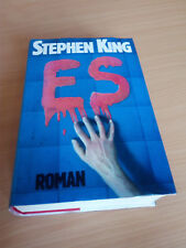 Stephen King ES, IT, Bertelsmann, Heyne, 1986, 1 Auflage