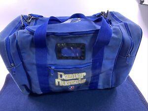 Vintage 90s Denver Nuggets Starter Gym Duffle Bag Tote Travel Carry On Workout