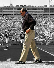 Penn State Coach JOE PATERNO Glossy 8x10 Photo College Spotlight Print Poster