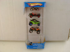 2006 HOT WHEELS HOT HOT WISH LIST SUPER PAQUETE 5 CAR PACK NEW IN SEALED PACKAGE
