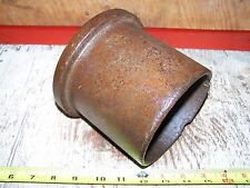 Old Olds Deyo Macey Cast Iron Belt Pulley Hit Miss Gas Engine Steam Tractor Nice