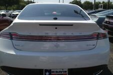 "UN-PAINTED Rear Lip Spoiler for 2014-2017 Lincoln MKZ Custom-Style ""NO-DRILL"""