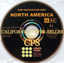 Toyota Lexus navigation Disk DVD CD 86271-73014 version 12.1 464210-2070