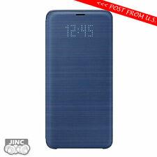 Original Genuine Samsung Galaxy S9 G960 G960W G960N LED View Wallet Cover Case