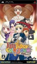 Used PSP CAPCOM  Fate / Tiger Colosseum SONY PLAYSTATION JAPAN IMPORT