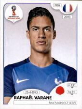 Panini WM 2018 World Cup Russia - Sticker 195 - Raphaël Varane - Frankreich