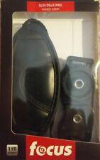 Focus SLR/DSLR Camera Pro Hand Grip/Strap - NIB