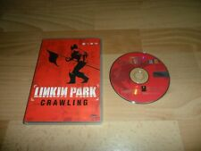 LINKIN PARK - CRAWLING (VERY RARE LIMITED DELETED GERMAN DVD SINGLE - LONG BOX)