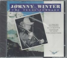 CD--JOHNNY WINTER--TEXAS TORNADO | IMPORT