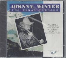 CD--JOHNNY WINTER--TEXAS TORNADO | IMPORT