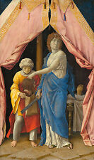 Judith with the head of Holofernes Andrea Mantegna Old Testament B a3 00479